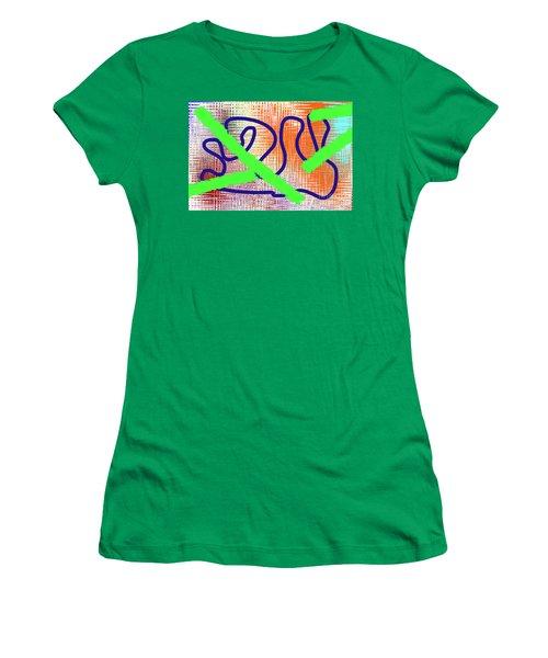 2-24-2057g Women's T-Shirt (Athletic Fit)
