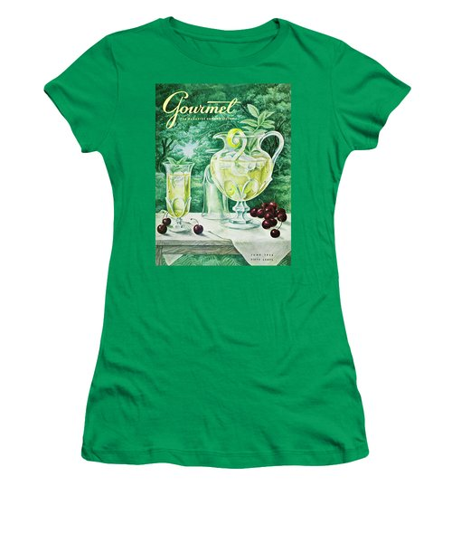 A Gourmet Cover Of Glassware Women's T-Shirt