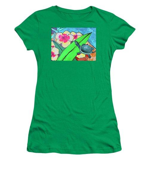 A Quiet Conversation Women's T-Shirt