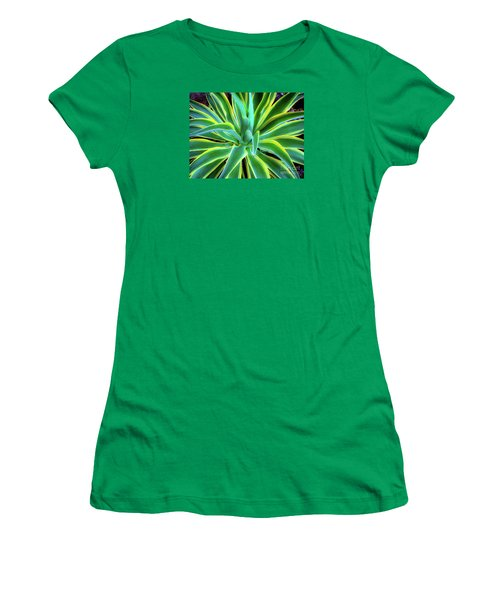 An Agave In Color  Women's T-Shirt