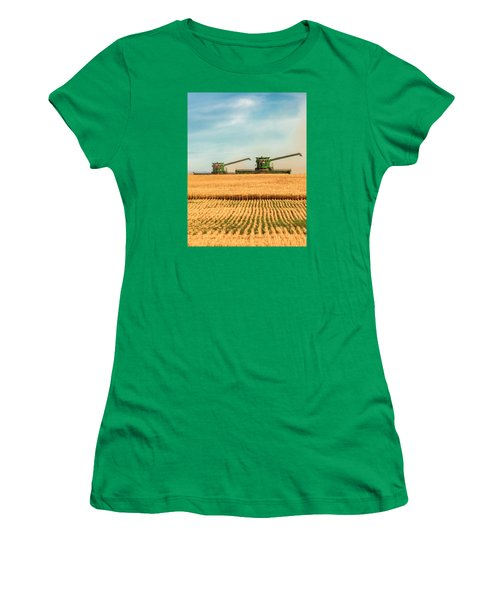 Augers Out Women's T-Shirt