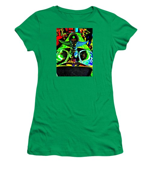 Bahre Car Show II 36 Women's T-Shirt (Athletic Fit)