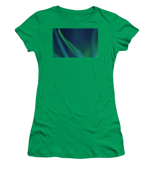 Blade Of Grass  Women's T-Shirt (Athletic Fit)