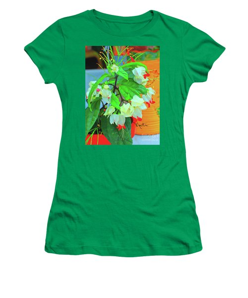 Bleeding Heart II Women's T-Shirt (Athletic Fit)