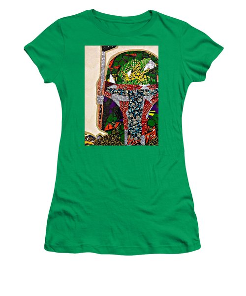 Boba Fett Star Wars Afrofuturist Collection Women's T-Shirt