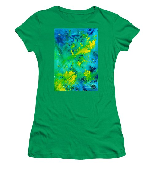 Bright Day In Nature Women's T-Shirt