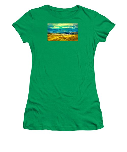 Cheyene Country Women's T-Shirt