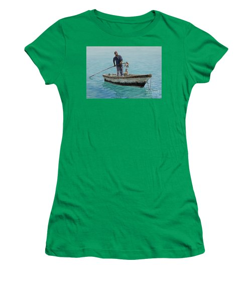 Conch Pearl Women's T-Shirt
