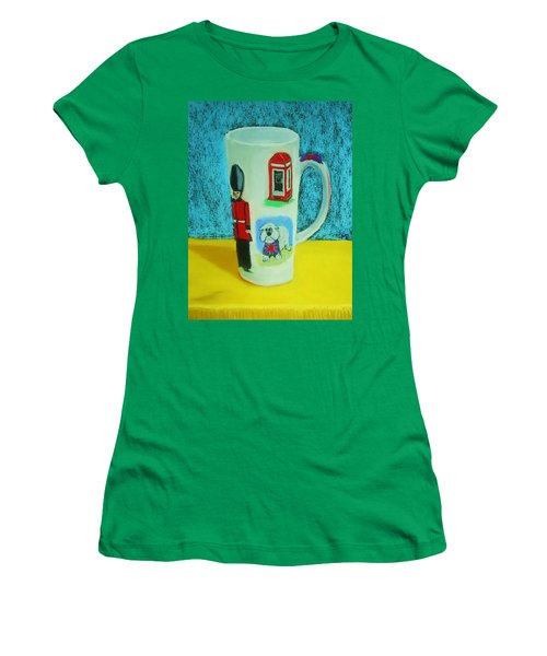 Cup Of London Java Women's T-Shirt