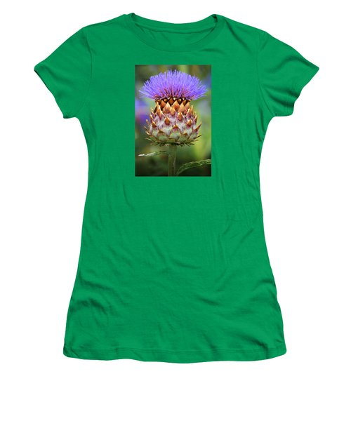 Cynara Cardunculus. Women's T-Shirt (Athletic Fit)