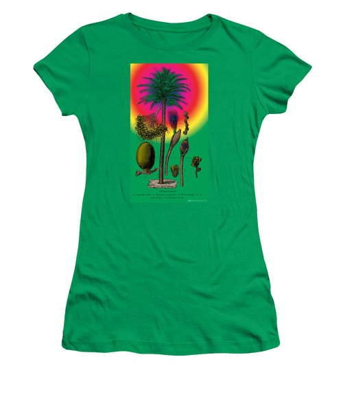 Date Palm Women's T-Shirt
