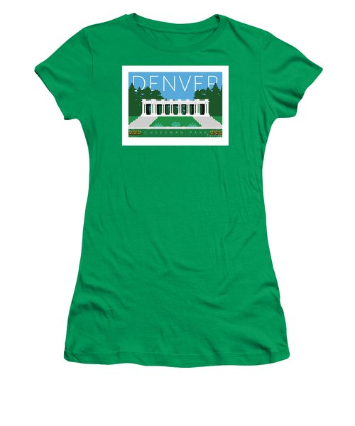 Denver Cheesman Park Women's T-Shirt