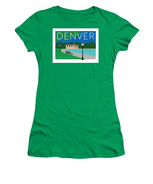 Denver Washington Park Women's T-Shirt