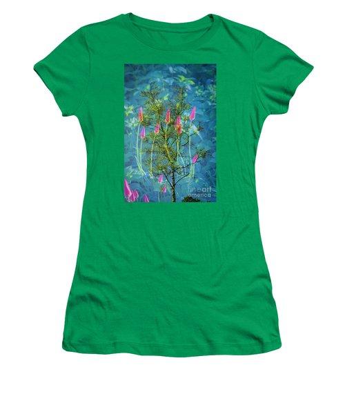 Close Encounters-2 Women's T-Shirt (Junior Cut)