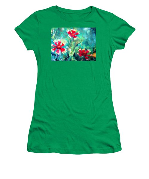 East Texas Wild Flowers Women's T-Shirt