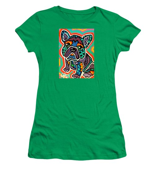 Eddie Women's T-Shirt (Athletic Fit)