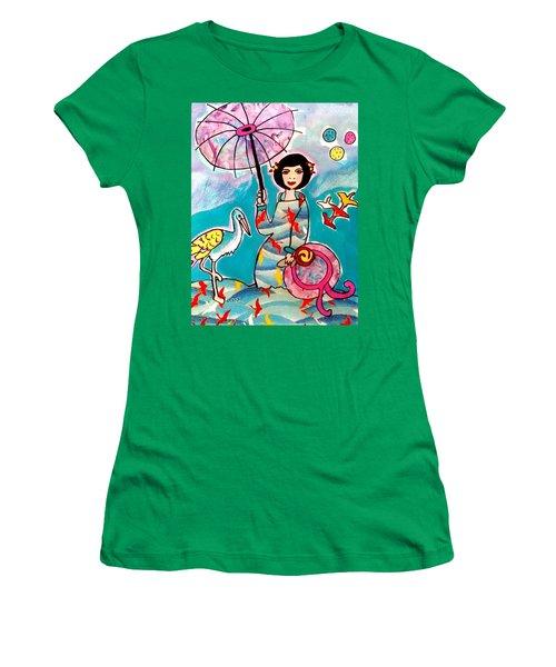 Flight Of The Cranes 1 Women's T-Shirt