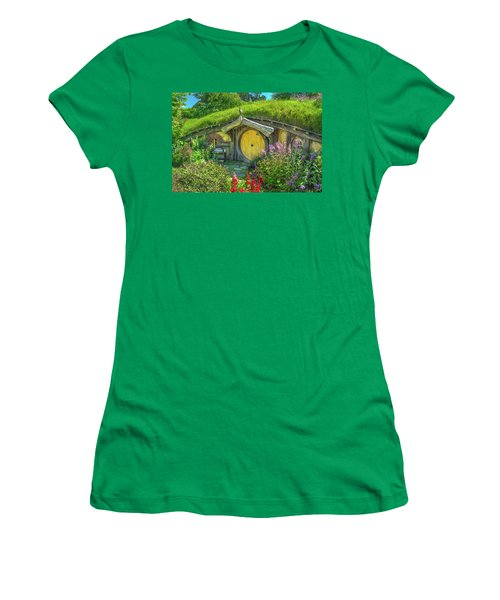 Flowers In The Shire Women's T-Shirt