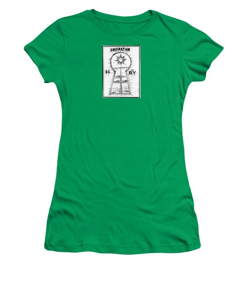 Follow Your Inspiration  Women's T-Shirt