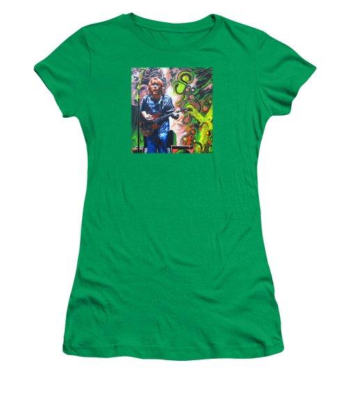 Front Row At Bader Field Women's T-Shirt
