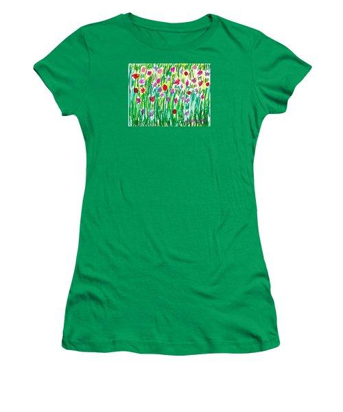 Garden Of Flowers Women's T-Shirt