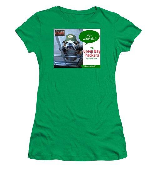Green Bay Packers Women's T-Shirt