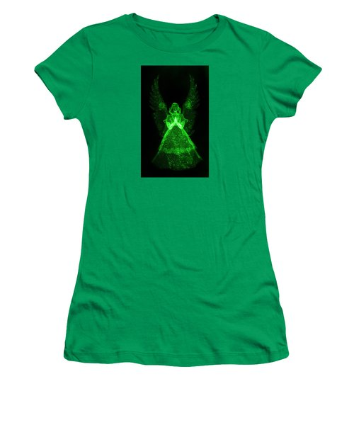 Green Angel Women's T-Shirt