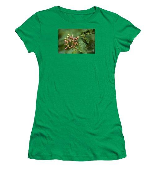 High Bush Cranberry 20120703_106a Women's T-Shirt (Athletic Fit)