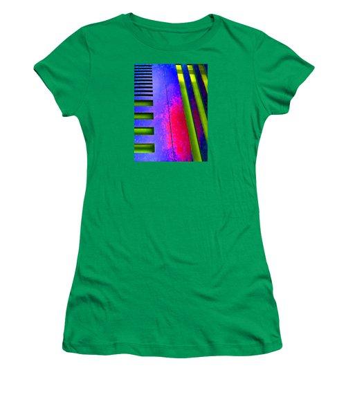 Hit And Miss - 1 Women's T-Shirt (Junior Cut) by Robert J Sadler