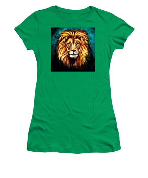 In Honor Of Cecil Women's T-Shirt (Junior Cut) by Karen Showell