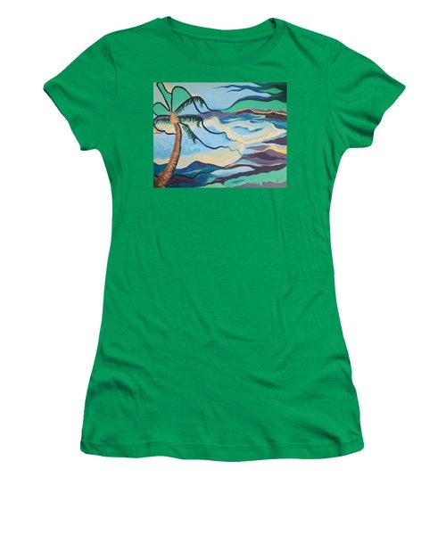 Jamaican Sea Breeze Women's T-Shirt