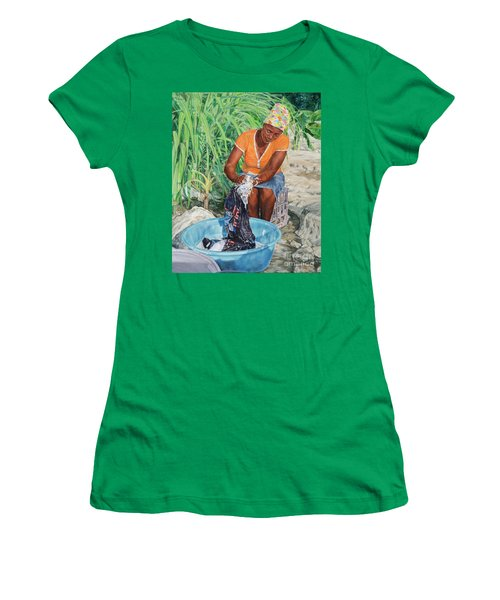 Labour Of Love Women's T-Shirt (Athletic Fit)