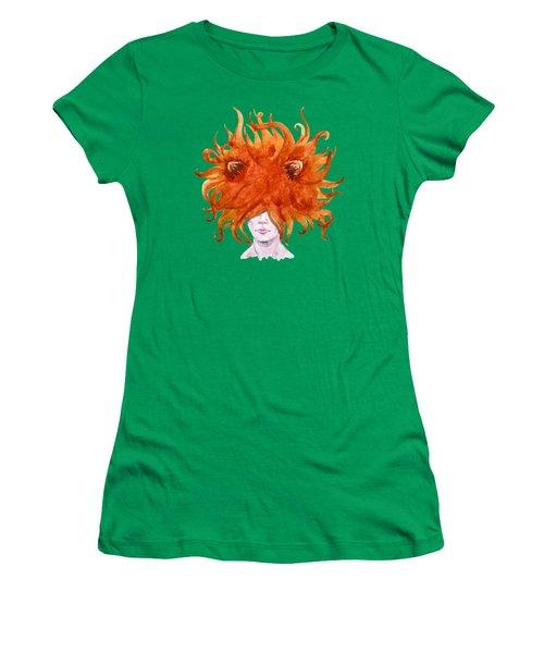 Leo Women's T-Shirt (Athletic Fit)