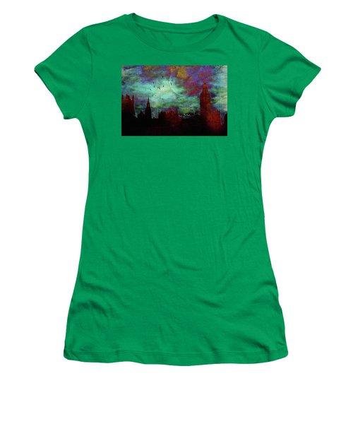 London Skyline II Women's T-Shirt