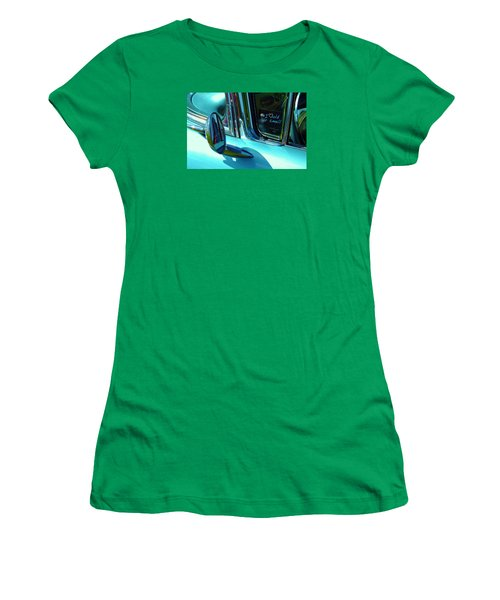 Love That Old Car Smell Women's T-Shirt (Athletic Fit)