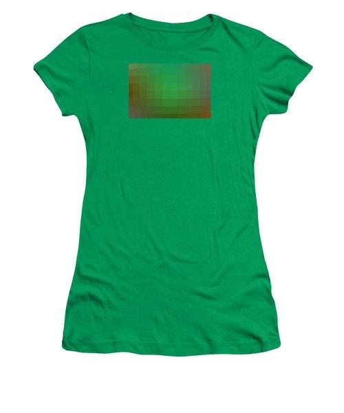 Mutation Women's T-Shirt (Junior Cut) by Jeff Iverson