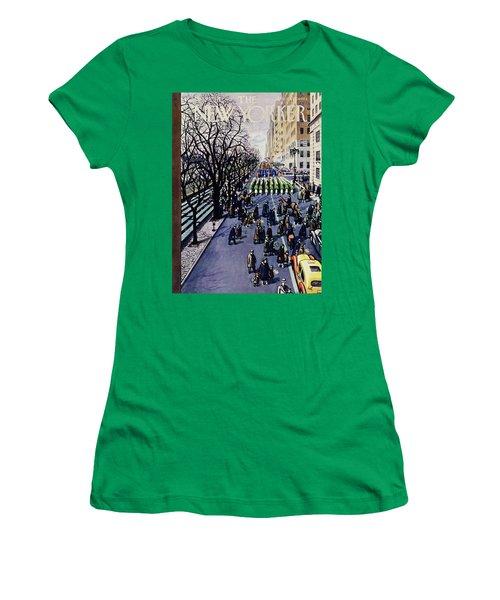 New Yorker March 14 1953 Women's T-Shirt