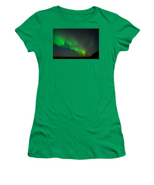 Night Vision Women's T-Shirt (Athletic Fit)