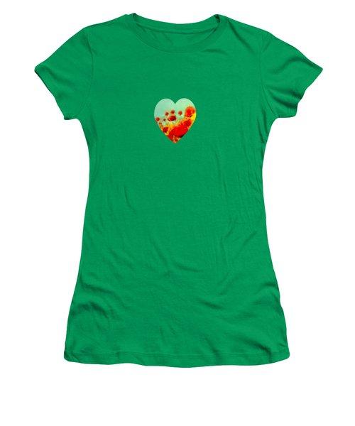 Poppy Time Women's T-Shirt
