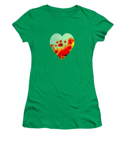 Poppy Time Women's T-Shirt