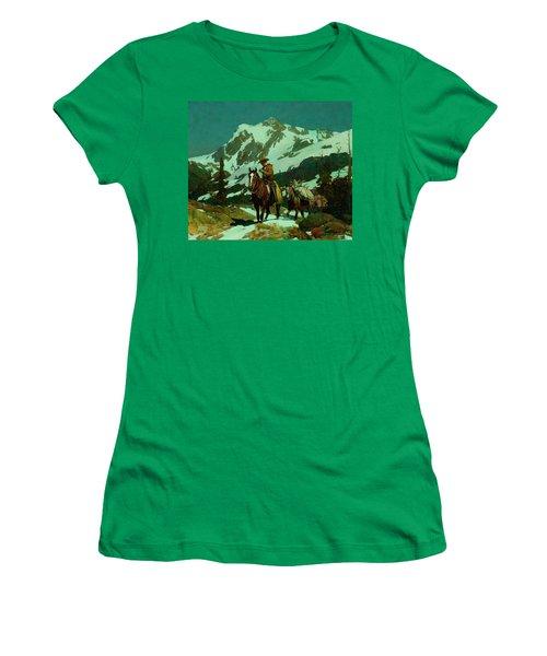 Return From The Hunt Women's T-Shirt