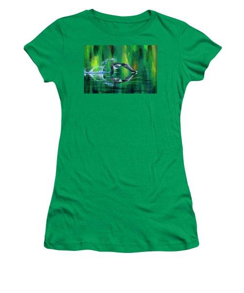 Rocket Feathers Women's T-Shirt