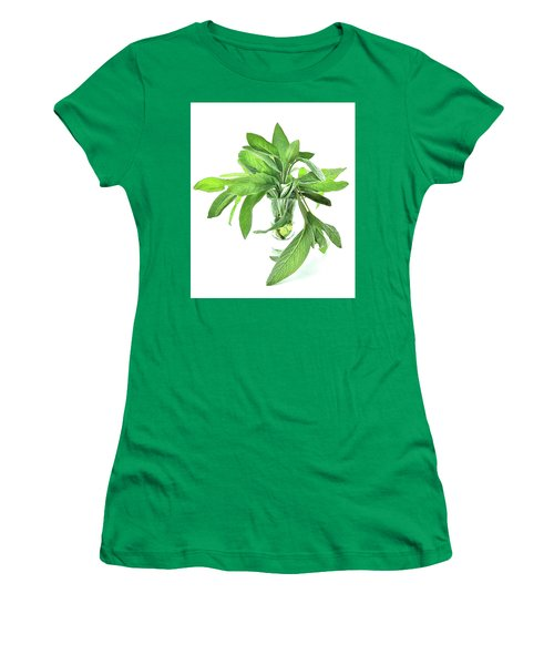 Sage Women's T-Shirt (Athletic Fit)