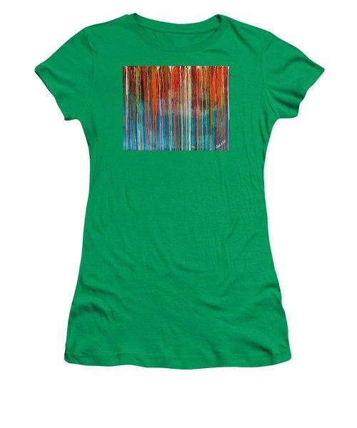 Seed Women's T-Shirt (Junior Cut) by Ralph White
