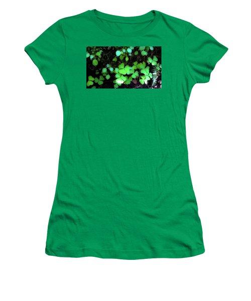 shamrocks #1A Women's T-Shirt