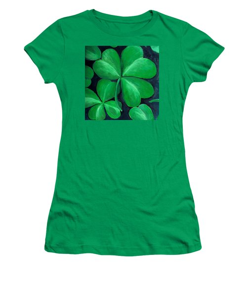 Shamrocks Women's T-Shirt