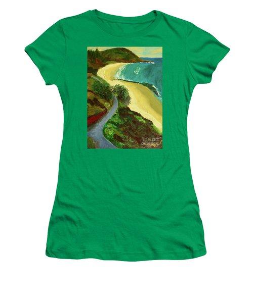 Shelly Beach Women's T-Shirt