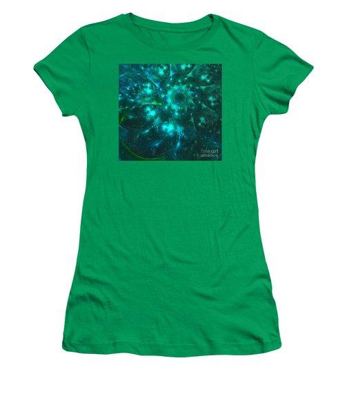 Sparkling Moss Women's T-Shirt