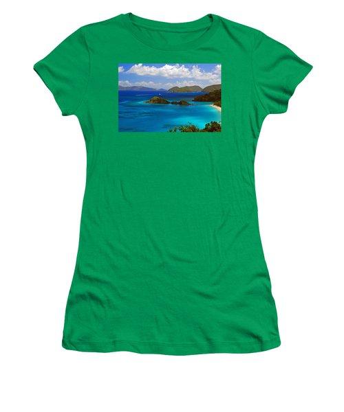 St. John's Usvi Women's T-Shirt