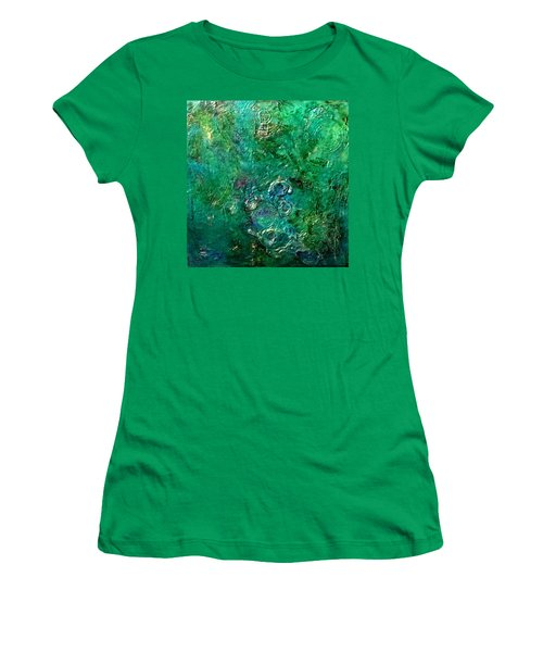 Stardust Women's T-Shirt (Athletic Fit)